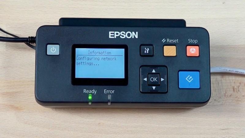 Epson DS-970 Network Interface Unit