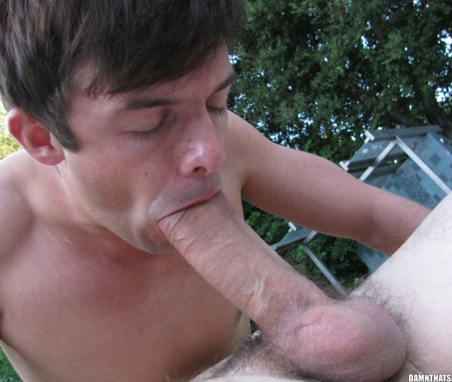 Outdoor Guy With Tight Ass Gives Huge Gay Cock A Try From Your Point Of View