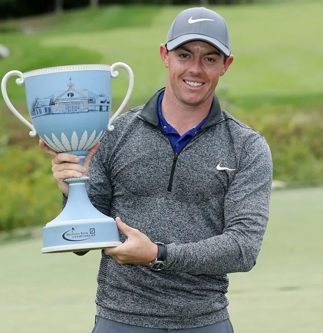Rory wins at TPC Boston
