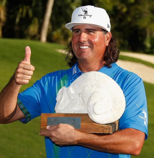 Perez wins OHL Classic, first since '09