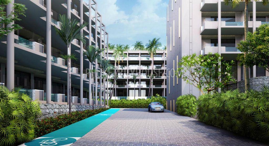 build kitchen island oak cabinets sur6194: 苏林地区2室期房公寓 - 在普吉岛最好的物业