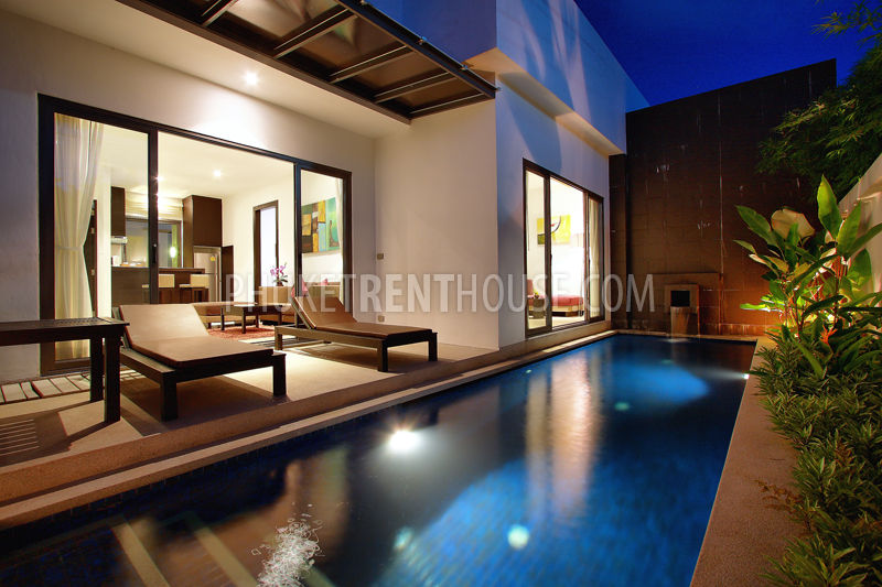 LAY11536 1 Bedroom Elegant Villa with Private Pool near