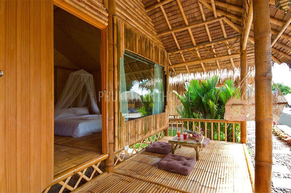RAW2429: Bamboo 1 Bedroom Bungalow in Rawai