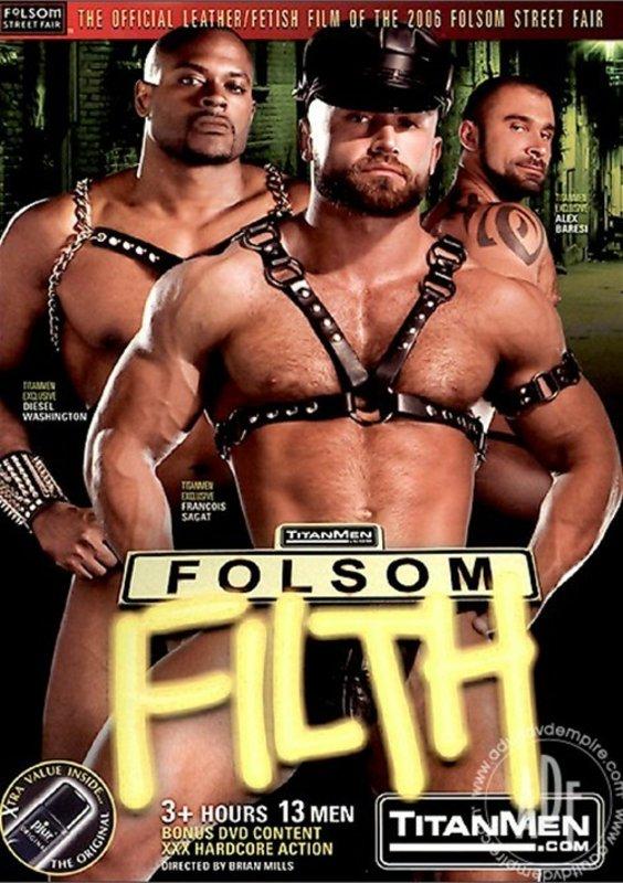 Folsom Filth (Titan Men)