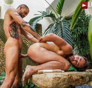 Jeffrey Lloyd Smashes Max Adonis' Ass