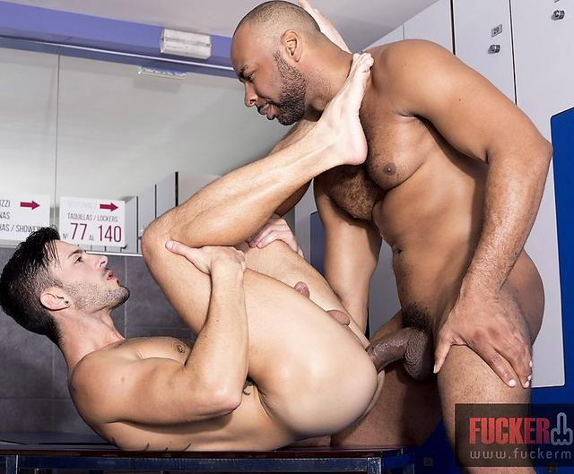 Ray Diesel and Andy Star