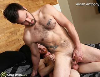 Aidan Anthony & Michael Mission RAW