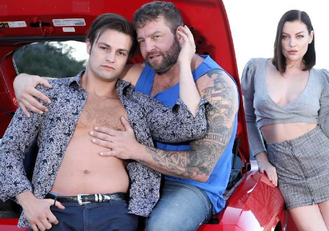 Drive Bi: Sovereign Syre, Colby Jansen, Charlie Patterson