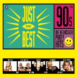Just The Best 90s    (2017)
