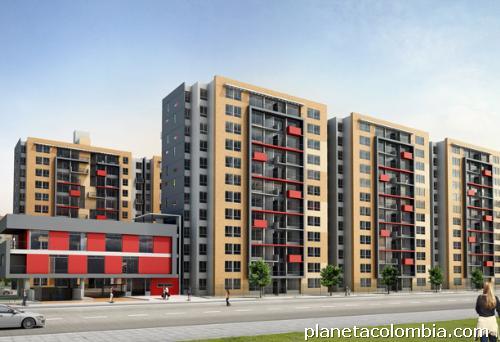 Fotos de Arriendo Apartamento Nuevo Bogot Alsacia Reservado 3 Av Boyac Calle 12 en Puente Aranda