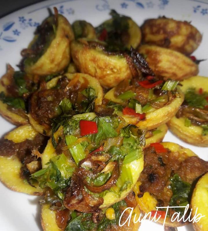 Resepi Kuih Cara Berlauk Yang Sedap Menggunakan Takoyaki Pan