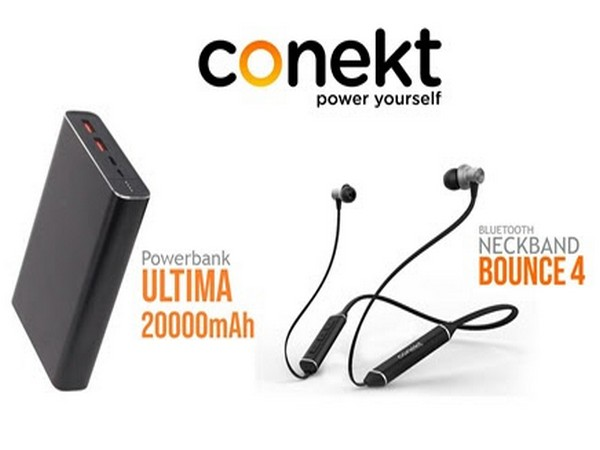 Conekt Gadgets launches India's fastest charging Powerbank Zeal Ultima