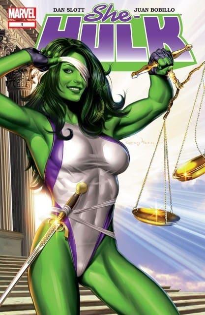 portada  she hulk vol 2