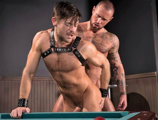 Two Dick Minimum: Jack Andy & Michael Roman