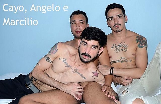 Cayo, Angelo & Marcilio