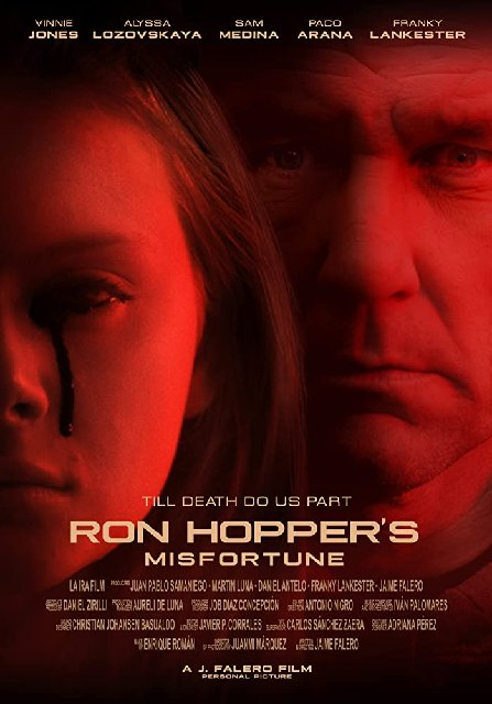 Ron Hoppers Misfortune 2020 Movie Poster