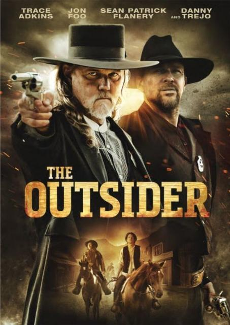 The Outsider 2019 Movie Poster