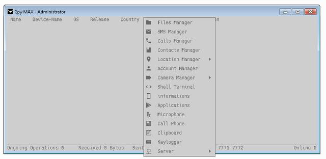 Spy max v2.0 – Android rat 2.0+Tutorial