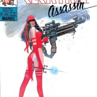 Elektra Assassin [8/8] Español | Mega