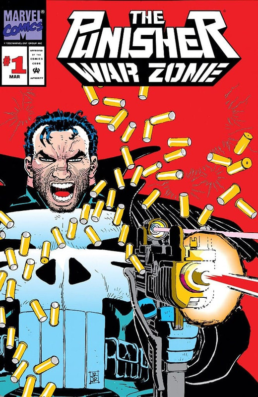 Punisher War Zone vol 1 | Español Completo | Mega