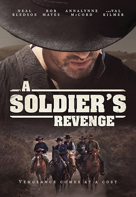 A Soldiers Revenge 2020 Movie Poster
