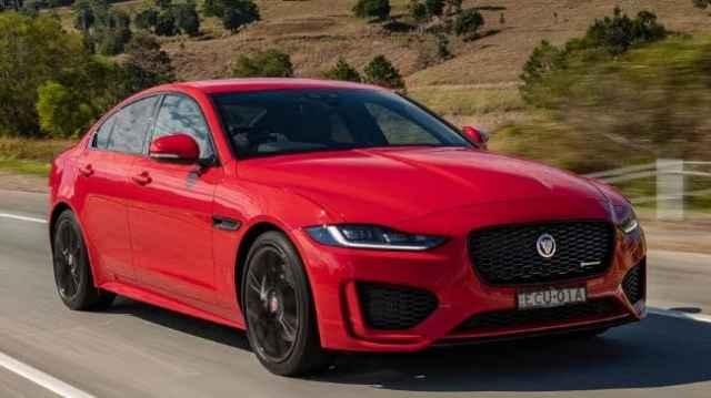 buang kereta kerana nak Jaguar