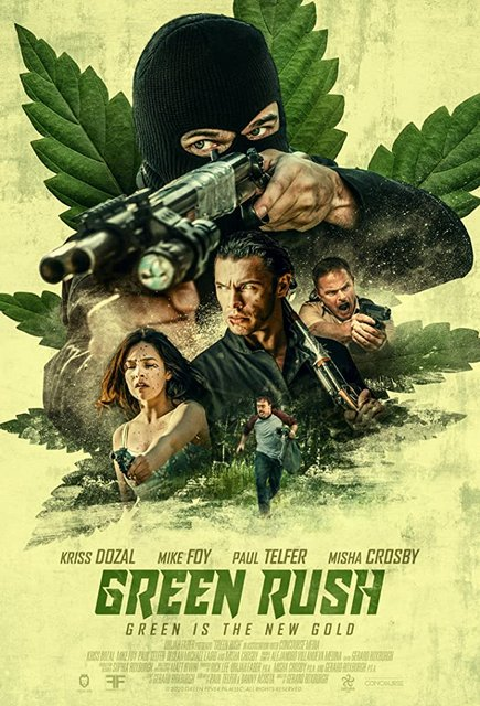Green Rush 2020 Movie Poster