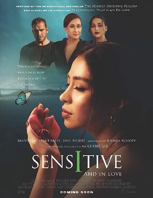 Sensitive and in Love 2020 Movie Poster
