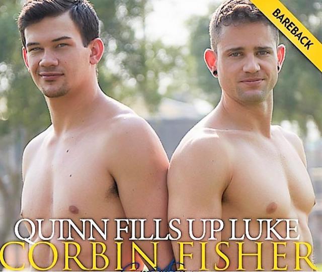 Quinn Fills Up Luke