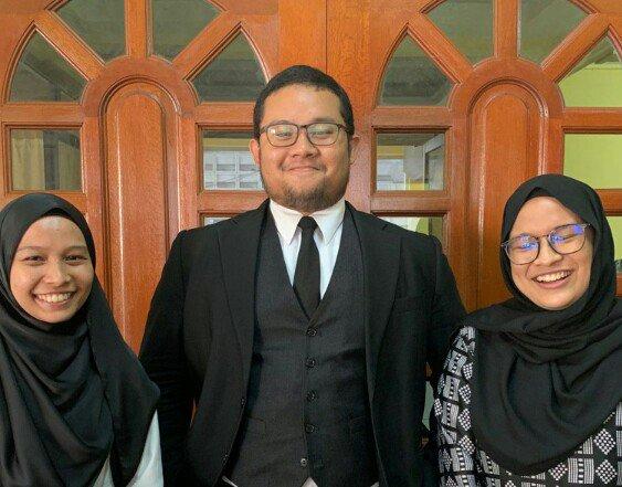 pelajar undang-undang