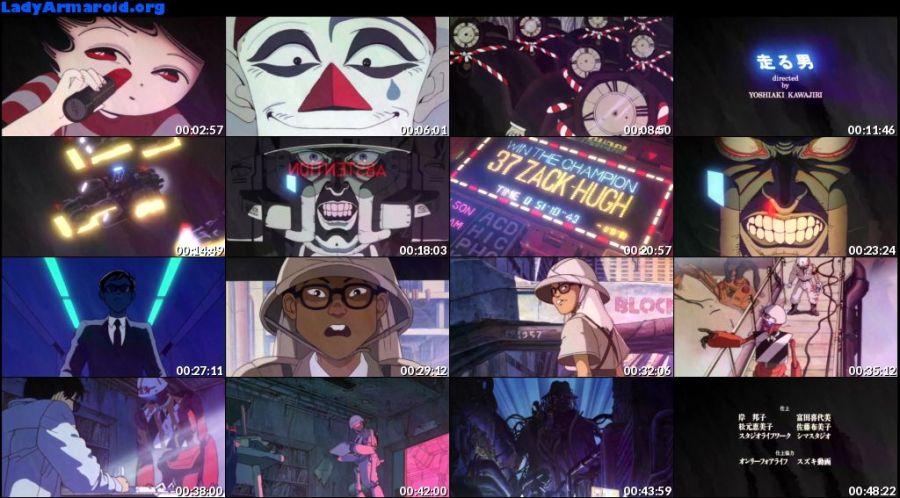 Neo Tokio [BDRIP][Jap. Sub. Esp.][Varios] 5
