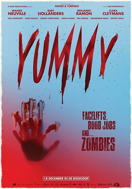 Yummy 2020 Movie Poster