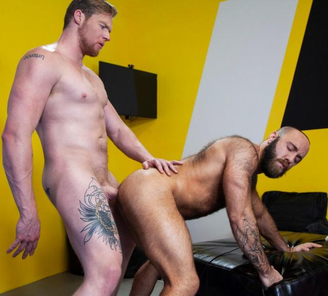 Masturbation Station: Teddy Bear & Ryan Stone