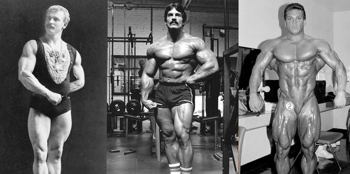 The Historical past of Calorie Counting in Bodybuilding