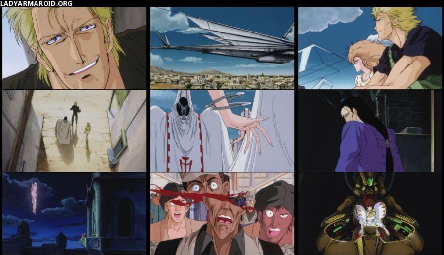 The Five Star Stories - 1989 (BDRip-Jap. Sub. Esp.)(Varios) 5
