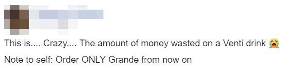 terbazir duit beli starbucks selama ini