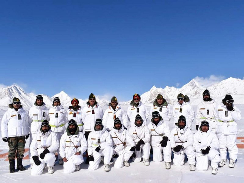 Siachen Soldiers, Img Src: The Economic Times