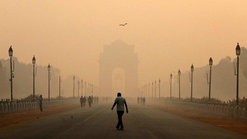 """प्रदुषण के खिलाफ दिल्ली सरकार की नई मुहिम: """"ग्रीन वॉर रूम"""""""