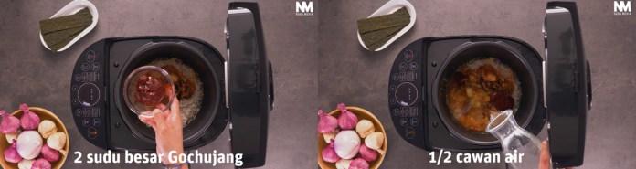 resepi nasi goreng kimchi mudah