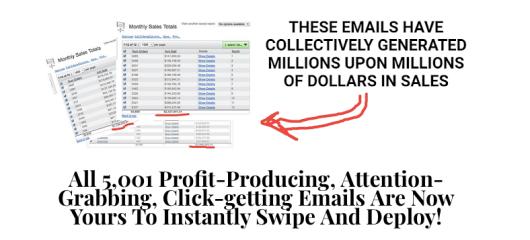 5001 emails review matt bacak