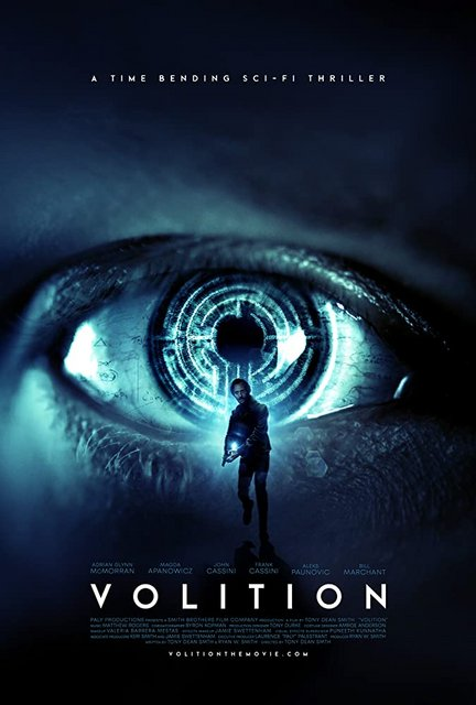 Volition 2019 Movie Poster