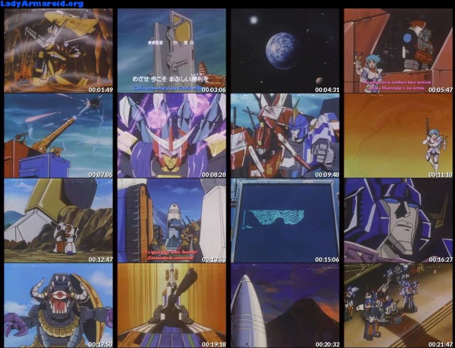 Transformers Zone OVA (1990)[Jap. Sub/Esp][MEGA] 5