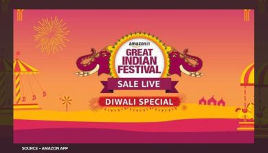 Amazon Diwali Sale - Amazon APP! List of top deals for you; Have a look