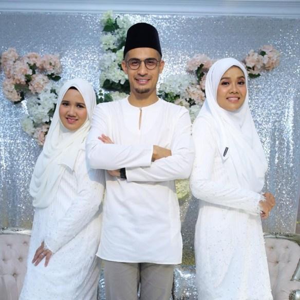 ashraf muslim beri nasihat isu poligami pada amar asyraf