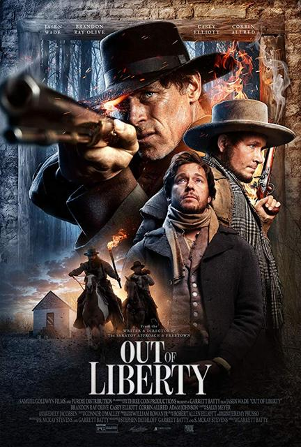 Out Of Liberty 2019 Movie Poster