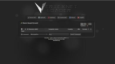 VertexNet Loader v1.2.1  + Tutorial