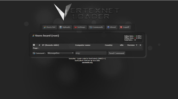 VertexNet Loader v1.2.1  + Tutorial