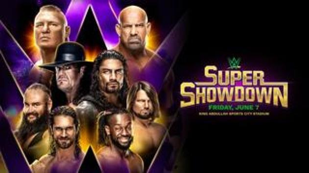 WWE Super ShowDown 2019 PPV