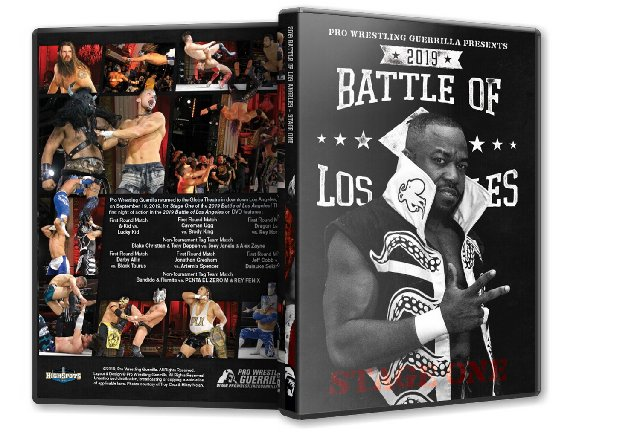 PWG Battle Of Los Angeles 2019