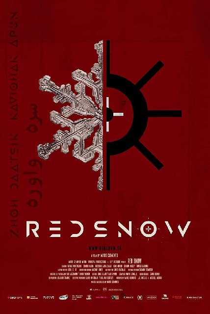 Red Snow 2020 Movie Poster